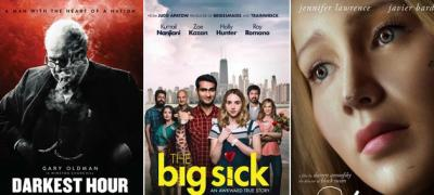 Filmovi koje treba da odgledate pre Oskara u 2018. godini
