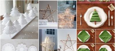 15 novogodišnjih i božićnih ukrasa koje možete da napravite sami