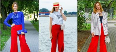 Kako je jedna žena 8 dana za redom nosila iste pantalone, a izgledala potpuno različito?