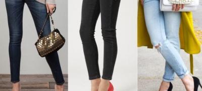 Budite seksi i zavodljive: 5 tipova obuće koje se savršeno kombinuju sa uskim farmericama
