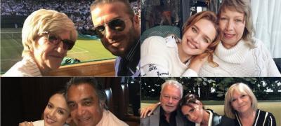 Kako izgledaju roditelji Viktorije Bekam i još 14 zvezda?