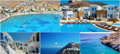 Fоtо šetnja kroz tajanstveno grčko ostrvo Folegandros