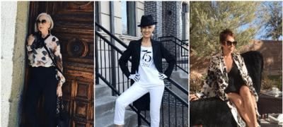 Dоkaz da stil ne poznaje granice: Modne ikone od 50, 70 i 90 godina (foto)