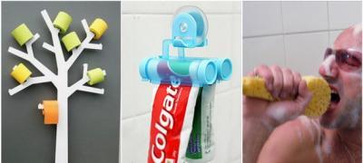 Kul dizajni za koje niste ni znali da su vam potrebni u kupatilu
