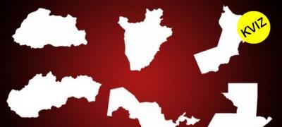 Možete li da pogodite države sveta samo prema njihovom obliku?