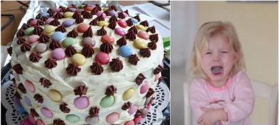 Kakav poklon za rođendan, sine, pa mama ti je napravila tortu
