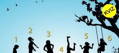 Kviz: Koje dete vas najviše asocira na vas?