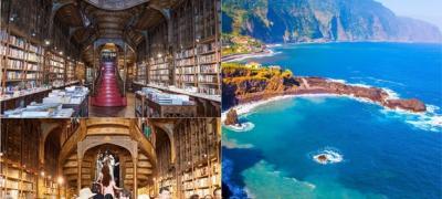 Fоtо dokaz koliko je velika razlika posetiti Portugaliju u sezoni i van sezone