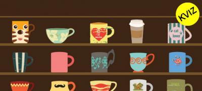 Kviz: Koju šolju biste odabrali za svoju jutarnju kafu?