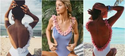 Savršeni za leto: Kupaći kostimi sa 3D cvetovima