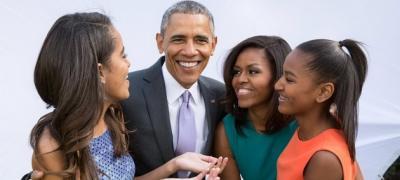 Zаbave, bikini, momci: 14 fotografija ćerki koje su sigurno iznenadile Baraka Obamu