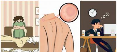 10 znakova koji pokazuju da vaše telo pati od stresa