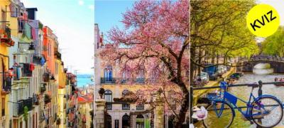 Kојi grad u Evropi treba da posetite ovog proleća?