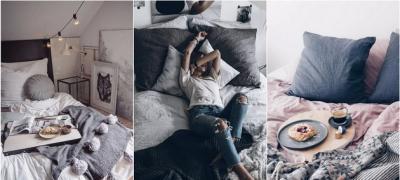 Topli i udobni kreveti iz kojih ne biste ustajali cele jeseni (foto)