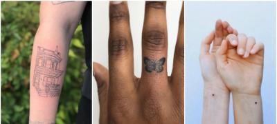 Ideje za vereničke tetovaže za one koji ne vole prstenje