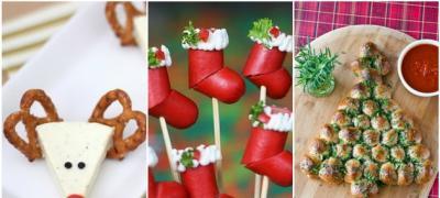 20 ideja kako da dekorišete hranu za novogodišnje praznike
