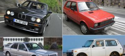 """""""Žena iz sela, a kola iz Nemačke"""" - 5 polovnih automobila koji su """"ikone"""" Balkana"""