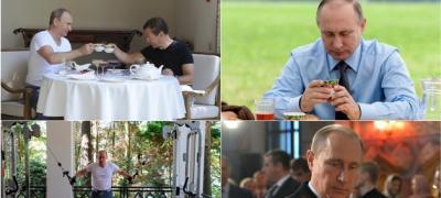 Ujutru pliva, radi do kasno uveče: Kako izgleda dan Vladimira Putina?