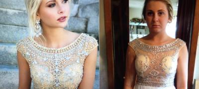 Kada vam kažu da ne naručujete matursku haljinu online – u pravu su! (foto)