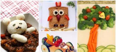 Ideje za kreativno serviranje dečijih obroka uz koje će hranjenje biti lakše (foto)