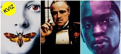 Kviz za filmofile: Da li ćete prepoznati oskarovce samo po njihovim plakatima?