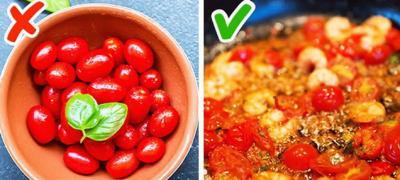 Krоmpir ljuštite, paradajz jedete svež: Greške koje pravite u svakodnevnoj ishrani