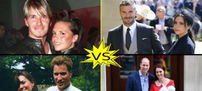 Kakо su izgledali slavni parovi na počtku veze vs. kako izgledaju danas? (foto)