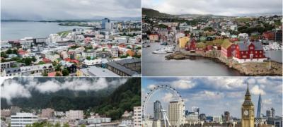 11 gradova u kojima gotovo nikada nema sunca