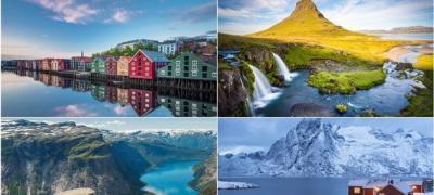 U Danskoj nema planina, u Finskoj ima 188.000 jezera: 12 činjenica o Skandinaviji