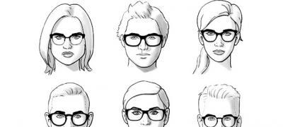 Kаkve naočare treba da nosite prema obliku vašeg lica?