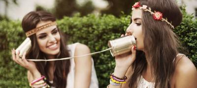 Svakoj devojci je potrebna najbolja prijateljica koja...