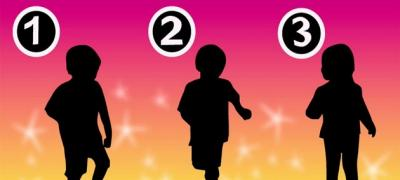 Test: Koja vam od dečijih silueta liči na devojčicu?