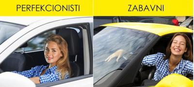 Kako automobil koji vozite odaje vaš karakter?
