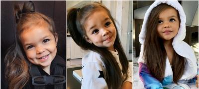 """Devojčica koja ima potencijal da dobije titulu """"najlepše devojčice na svetu"""" (foto)"""