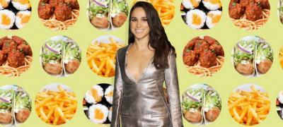 Lista hrane koju Megan Markl obožava
