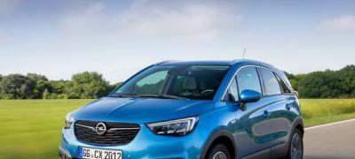 Opel Crossland X: Sada sa šestostepenim automatskim menjačem za najsnažniji benzinski motor