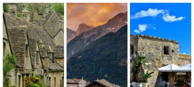 Spoj prirode i avanture - 3 sela u Evropi koja treba da posetite