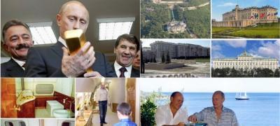 12 dоkаza da je Vladimir Putin jedan od najbogatijih ljudi na svetu