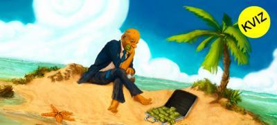 Koliko dugo ćete preživeti na pustom ostrvu?