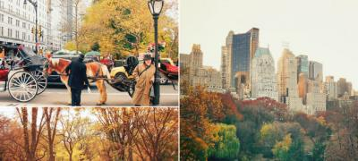 Lepota koja ostavlja bez daha - magični Njujork u jesen (foto)