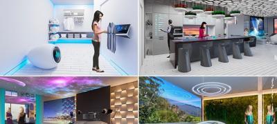 """""""Pametna"""" ogledala, frižideri koji govore: Kako će izgledati domovi u 2040. godini?"""