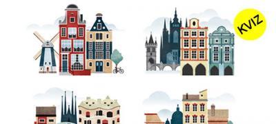 Koliko dobro znate glavne gradove u Evropi?