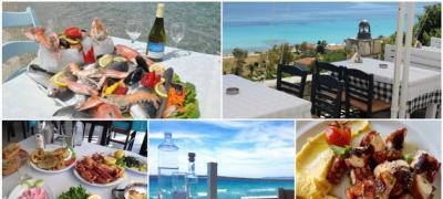 Top 10 restorana morske hrane na prvom kraku Halkidikija