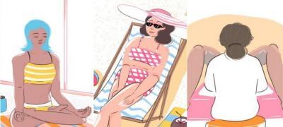 13 stvari koje zdrave žene u 30.-tim i 40.-tim redovno rade, kroz ilustracije