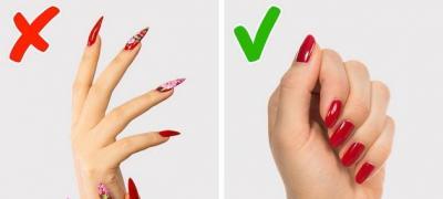 Špicasti nokti, previše prstenja: 7 modnih trendova od kojih je vreme da se oprostite