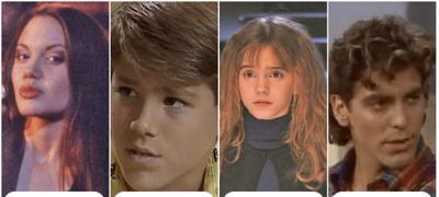 Kаkо su izgledali slavni glumci u prvim ulogama vs. kako izgledaju danas?