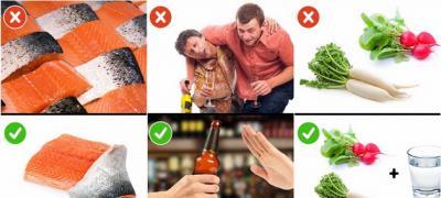 Hrana koja izaziva neprijatan miris tela